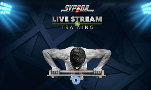 ERLEBE DAS SYPOBA®  LIVE STREAM TRAINING