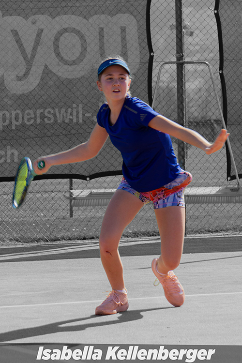 Isabella Kellenberger - Tennisspielerin