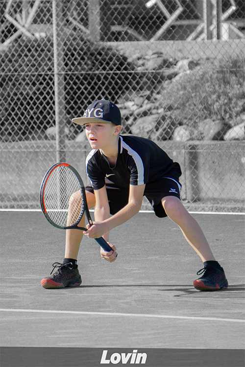 Lovin Städler - Tennisspieler